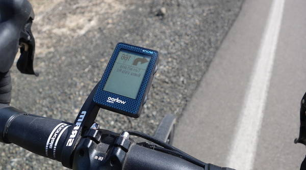 bicycle gps ant+