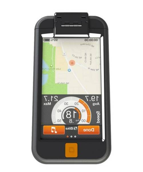 bicycle gps distance